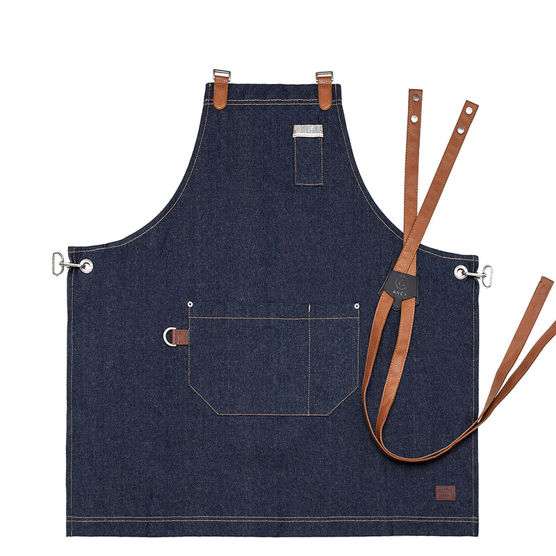 Denim Point leather navy[ARC1121]