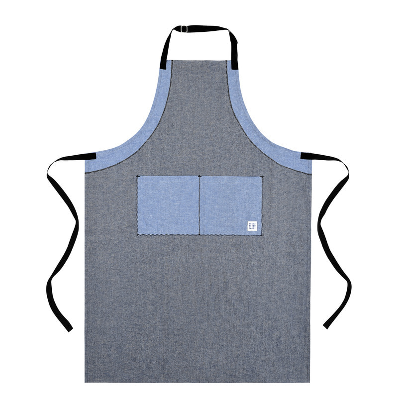 Zigzag apron_Long [ARC2711L]